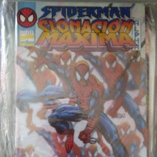 Cómics: SPIDERMAN CLONACION MAXIMA-TOMOS ALPHA Y OMEGA#. Lote 215925097
