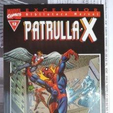 Cómics: BIBLIOTECA MARVEL PATRULLA X NÚM. 12, B/N. Lote 215925336