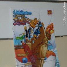 Comics : MARVEL LOS 4 FANTASTICOS EL VIAJE DE SIMBAD - FORUM. Lote 215928520