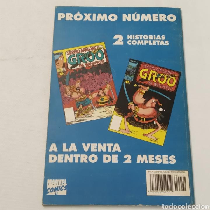 Cómics: Lote de cómics de GROO el Bárbaro de SERGIO ARAGONÉS, números 2 a 6 - Foto 6 - 215965771