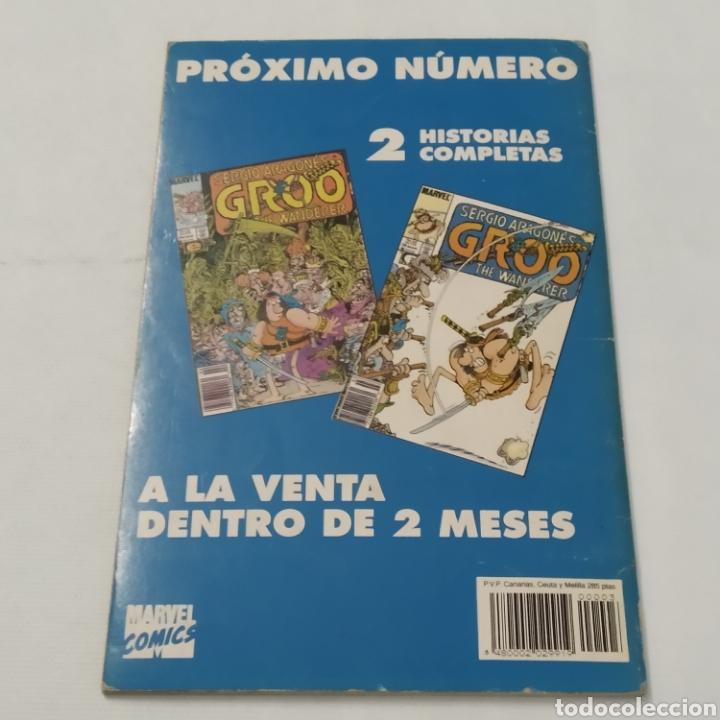 Cómics: Lote de cómics de GROO el Bárbaro de SERGIO ARAGONÉS, números 2 a 6 - Foto 9 - 215965771