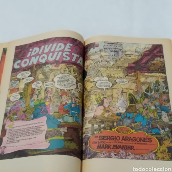 Cómics: Lote de cómics de GROO el Bárbaro de SERGIO ARAGONÉS, números 2 a 6 - Foto 11 - 215965771