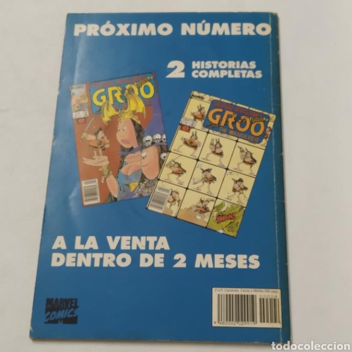 Cómics: Lote de cómics de GROO el Bárbaro de SERGIO ARAGONÉS, números 2 a 6 - Foto 12 - 215965771