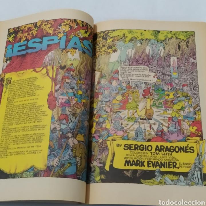 Cómics: Lote de cómics de GROO el Bárbaro de SERGIO ARAGONÉS, números 2 a 6 - Foto 14 - 215965771