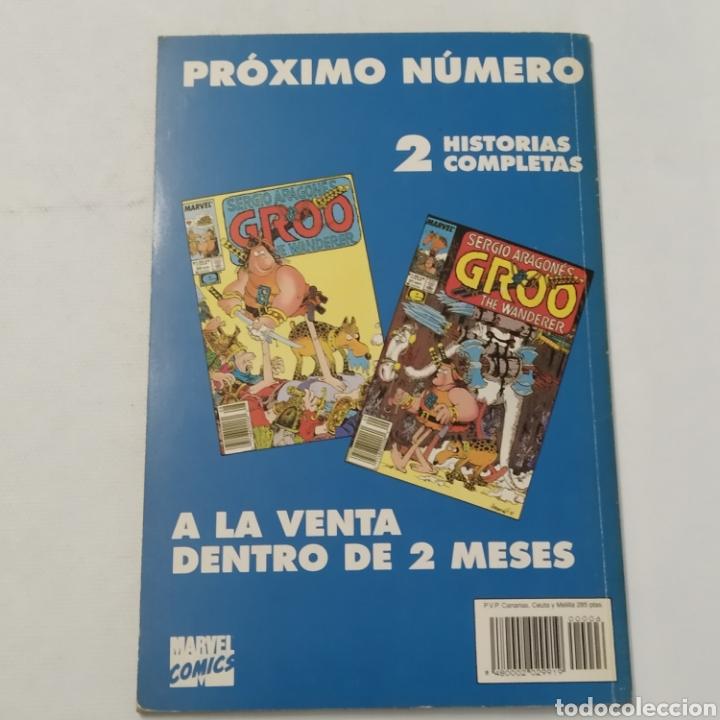 Cómics: Lote de cómics de GROO el Bárbaro de SERGIO ARAGONÉS, números 2 a 6 - Foto 18 - 215965771