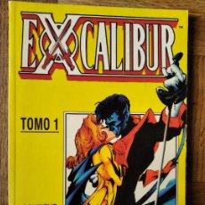 Cómics: EXCALIBUR V.2 RETAPADO DEL Nº 1 AL 5 -. Lote 216415510