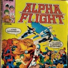 Comics : ALPHA FLIGHT V.1 Nº 1 - FORUM MARVEL.. Lote 216415680