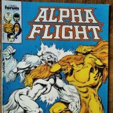 Comics : ALPHA FLIGHT V.1 Nº 18 - FORUM MARVEL.. Lote 216444377