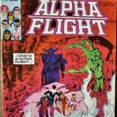 Comics : ALPHA FLIGHT V.1 Nº 19 - FORUM MARVEL.. Lote 216444418