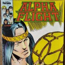 Comics : ALPHA FLIGHT V.1 Nº 20 - FORUM MARVEL.. Lote 216444435