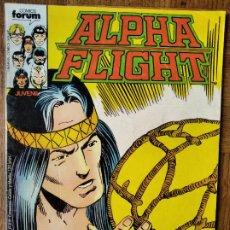 Fumetti: ALPHA FLIGHT V.1 Nº 20 - FORUM MARVEL.. Lote 216444453