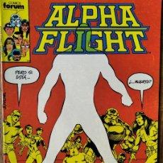 Comics : ALPHA FLIGHT V.1 Nº 21 - FORUM MARVEL.. Lote 216444480