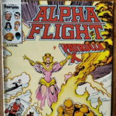 Comics : ALPHA FLIGHT V.1 Nº 22 - FORUM MARVEL.. Lote 216444518