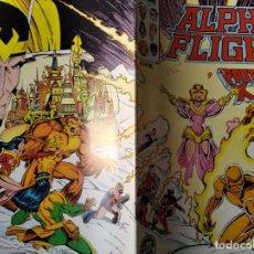 Cómics: ALPHA FLIGHT V.1 Nº 22 - FORUM MARVEL.. Lote 216444533