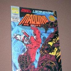 Comics : MÁQUINA DE GUERRA Nº 12 DE 12. ABNETT, CHLYSTEK, DZON, ARIANE. FORUM, 1995. Lote 216470115