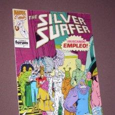 Cómics: THE SILVER SURFER Nº 3. JIM STARLIN, RON LIM, TOM CHRISTOPHER, VINCENT. FORUM, 1992. Lote 216478915