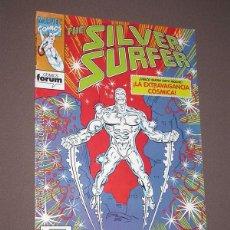 Cómics: THE SILVER SURFER Nº 4. JIM STARLIN, RON LIM, TOM CHRISTOPHER, VINCENT. FORUM, 1992. Lote 216479657