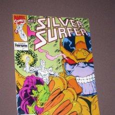 Cómics: THE SILVER SURFER Nº 6. JIM STARLIN, RON LIM, TOM CHRISTOPHER, VINCENT. FORUM, 1992. Lote 216480958