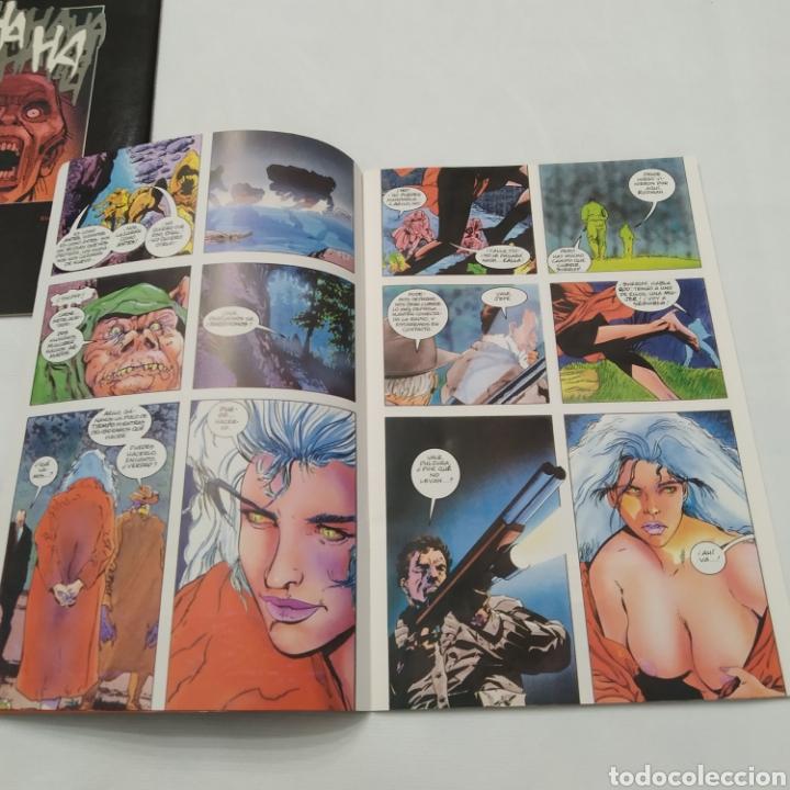 Cómics: Lote de 3 comics, Razas de noche, Night Breed de Clive Barke, números 4, 5 y 6 - Foto 8 - 216513465