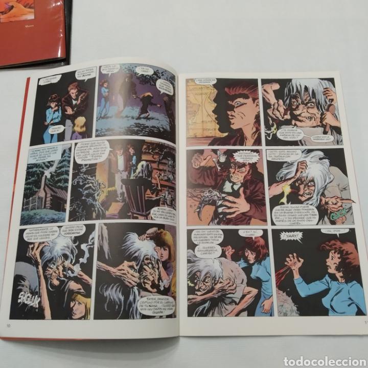 Cómics: Lote de 3 comics, Razas de noche, Night Breed de Clive Barke, números 4, 5 y 6 - Foto 12 - 216513465