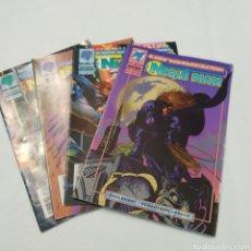Cómics: LOTE DE 4 COMICS, SERIE COMPLETA ULTRAVERSE THE NIGHT MAN. Lote 216513958