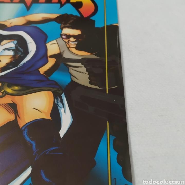 Cómics: Lote de 7 comics, Malibú - Ultraverse, MANTRA, números 1, 2, 3, 4, 5, 6 y 7 - Foto 7 - 216516016
