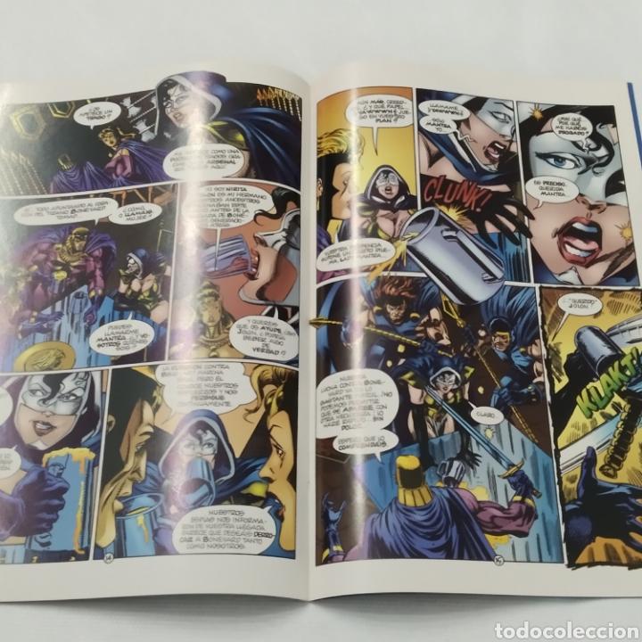 Cómics: Lote de 7 comics, Malibú - Ultraverse, MANTRA, números 1, 2, 3, 4, 5, 6 y 7 - Foto 16 - 216516016
