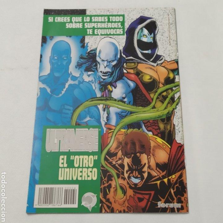 Cómics: Lote de 7 comics, Malibú - Ultraverse, MANTRA, números 1, 2, 3, 4, 5, 6 y 7 - Foto 17 - 216516016