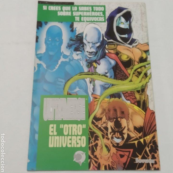 Cómics: Lote de 7 comics, Malibú - Ultraverse, MANTRA, números 1, 2, 3, 4, 5, 6 y 7 - Foto 20 - 216516016