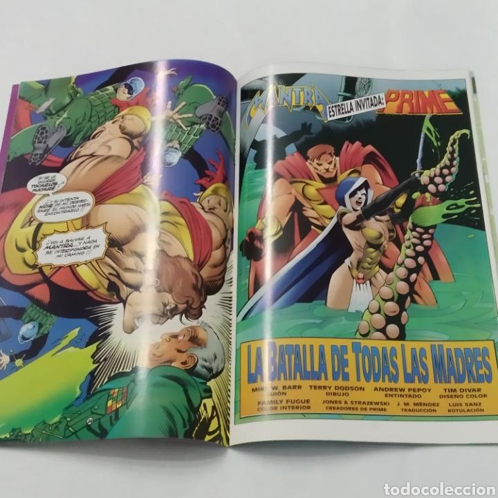 Cómics: Lote de 7 comics, Malibú - Ultraverse, MANTRA, números 1, 2, 3, 4, 5, 6 y 7 - Foto 22 - 216516016