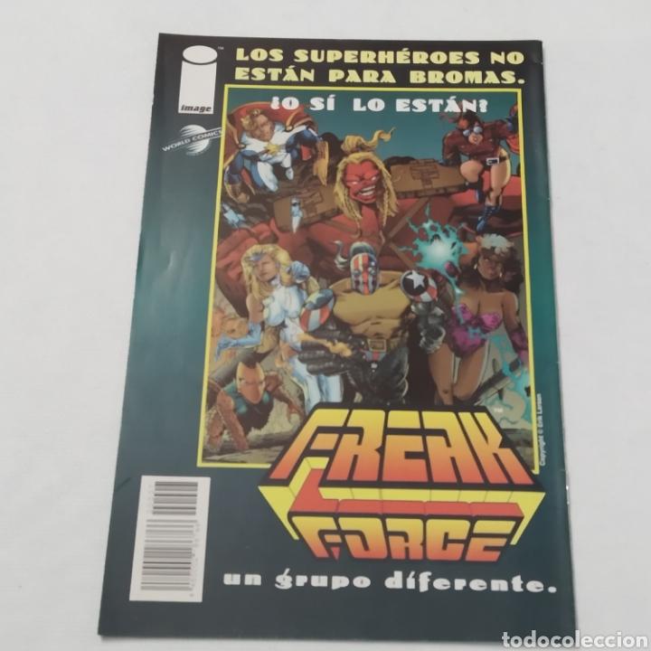 Cómics: Lote de 7 comics, Malibú - Ultraverse, MANTRA, números 1, 2, 3, 4, 5, 6 y 7 - Foto 27 - 216516016