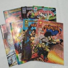 Cómics: LOTE DE 7 COMICS, MALIBÚ - ULTRAVERSE, MANTRA, NÚMEROS 1, 2, 3, 4, 5, 6 Y 7. Lote 216516016