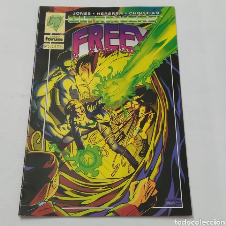 Cómics: Lote de 6 comics, Ultraverse, FREEX, números 2, 3, 4, 5, 6 y 7 - Foto 2 - 216516850