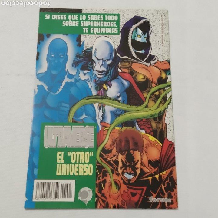 Cómics: Lote de 6 comics, Ultraverse, FREEX, números 2, 3, 4, 5, 6 y 7 - Foto 7 - 216516850