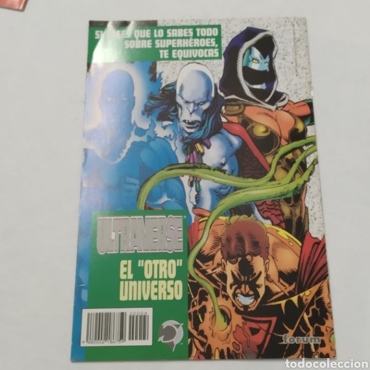 Cómics: Lote de 6 comics, Ultraverse, FREEX, números 2, 3, 4, 5, 6 y 7 - Foto 10 - 216516850