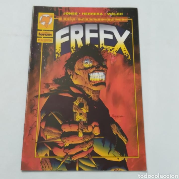 Cómics: Lote de 6 comics, Ultraverse, FREEX, números 2, 3, 4, 5, 6 y 7 - Foto 11 - 216516850