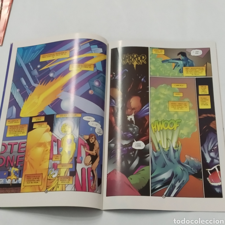 Cómics: Lote de 6 comics, Ultraverse, FREEX, números 2, 3, 4, 5, 6 y 7 - Foto 12 - 216516850