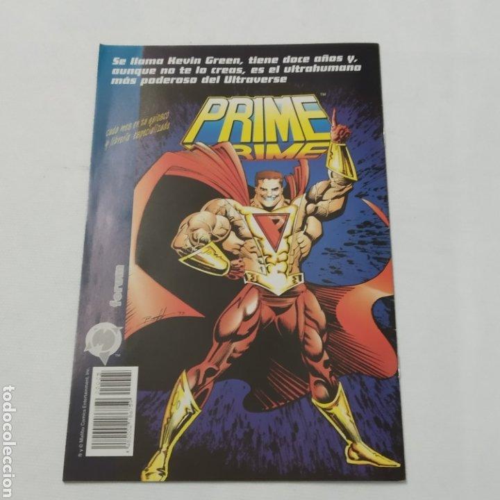 Cómics: Lote de 6 comics, Ultraverse, FREEX, números 2, 3, 4, 5, 6 y 7 - Foto 13 - 216516850