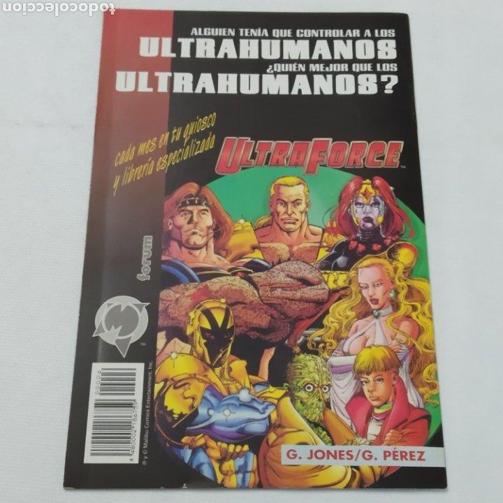 Cómics: Lote de 6 comics, Ultraverse, FREEX, números 2, 3, 4, 5, 6 y 7 - Foto 15 - 216516850