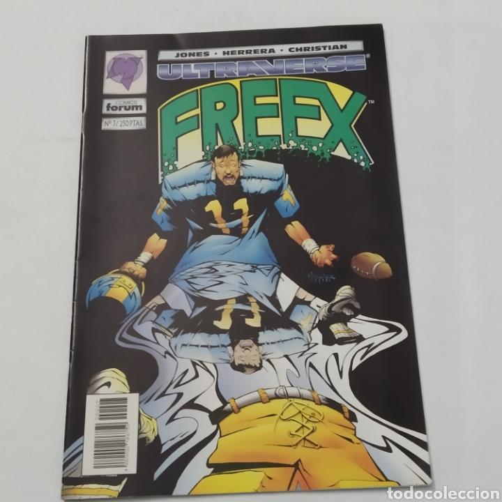 Cómics: Lote de 6 comics, Ultraverse, FREEX, números 2, 3, 4, 5, 6 y 7 - Foto 17 - 216516850