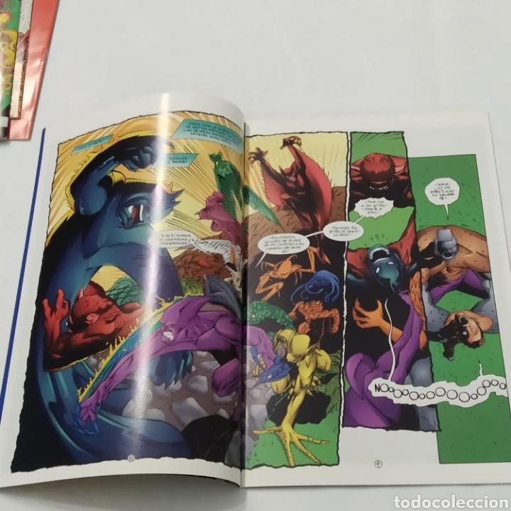 Cómics: Lote de 6 comics, Ultraverse, FREEX, números 2, 3, 4, 5, 6 y 7 - Foto 18 - 216516850