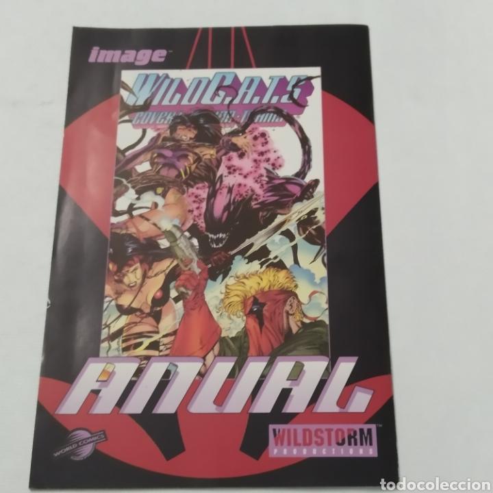 Cómics: Lote de 6 comics, Ultraverse, FREEX, números 2, 3, 4, 5, 6 y 7 - Foto 19 - 216516850