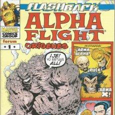 Fumetti: ALPHA FLIGHT ORIGENES Nº 1 CÓMICS FORUM. Lote 216545611