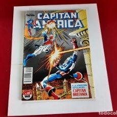 Cómics: CAPITAN AMERICA Nº 49 -FORUM-EXCELENTE ESTADO. Lote 216574152