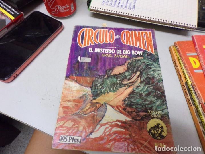 CIRCULO DEL CRIMEN NUMERO 96 (Tebeos y Comics - Forum - Otros Forum)