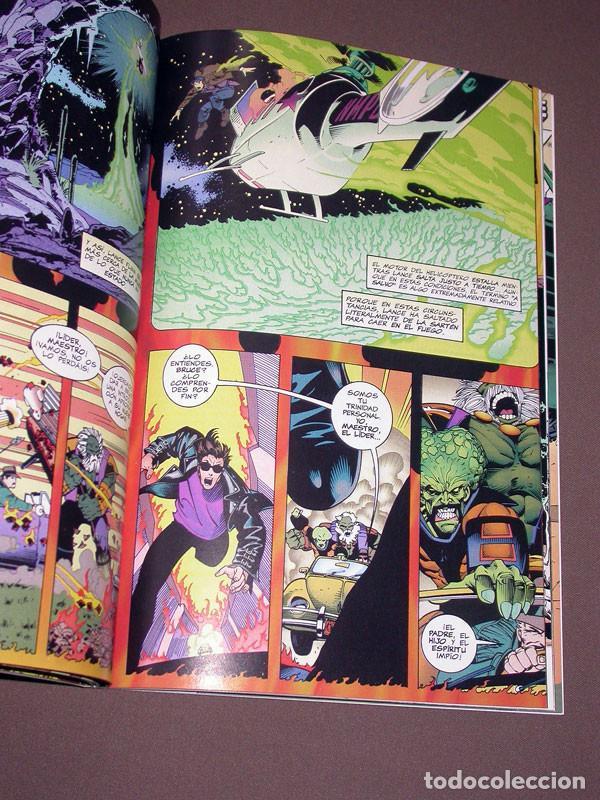 Cómics: EL INCREIBLE HULK RETAPADO 2 CON LOS Nº 6, 7, 8, 9 Y 10. DAVID, KUBERT, FARMER. FORUM, 1999 - Foto 7 - 216700697
