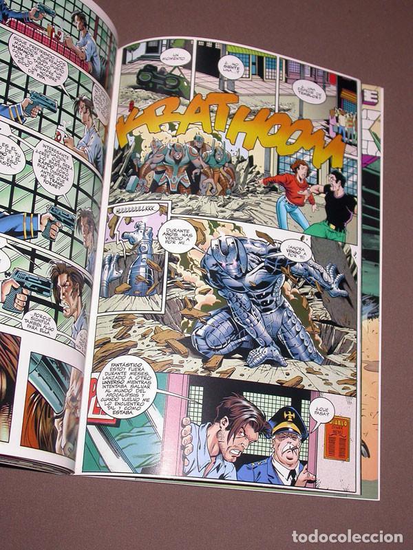 Cómics: EL INCREIBLE HULK RETAPADO 2 CON LOS Nº 6, 7, 8, 9 Y 10. DAVID, KUBERT, FARMER. FORUM, 1999 - Foto 9 - 216700697