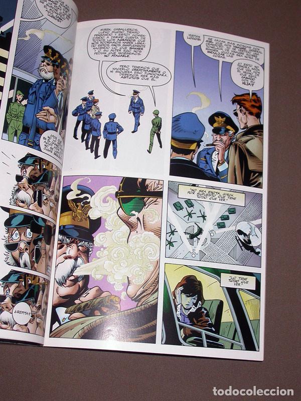 Cómics: EL INCREIBLE HULK RETAPADO 2 CON LOS Nº 6, 7, 8, 9 Y 10. DAVID, KUBERT, FARMER. FORUM, 1999 - Foto 11 - 216700697