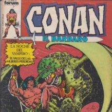 Cómics: CÓMIC MARVEL CONAN EL BÁRBARO Nº 26 ED, PLANETA / FORUM. Lote 216738647