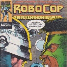 Cómics: CÓMIC MARVEL ROBOCOP Nº 9 ED, PLANETA / FORUM. Lote 216739022